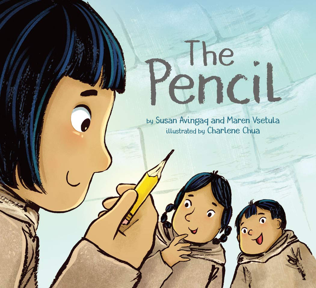 Review: The Pencil - Samantha Cronin's Kid Lit Library